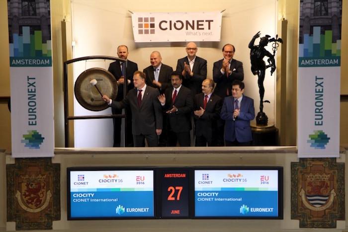 CIONET-GDLA-Euronext