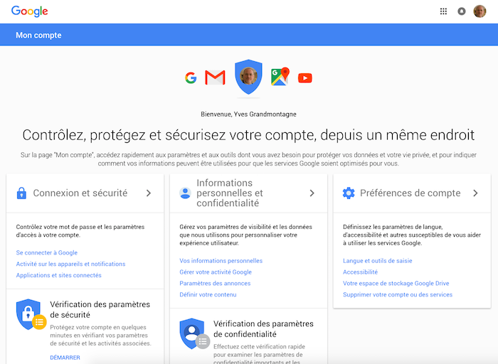 Google-mon-activite