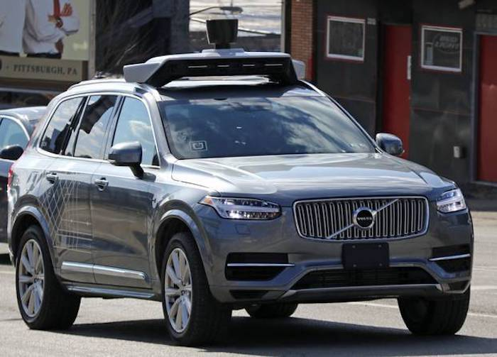 Volvo-Uber