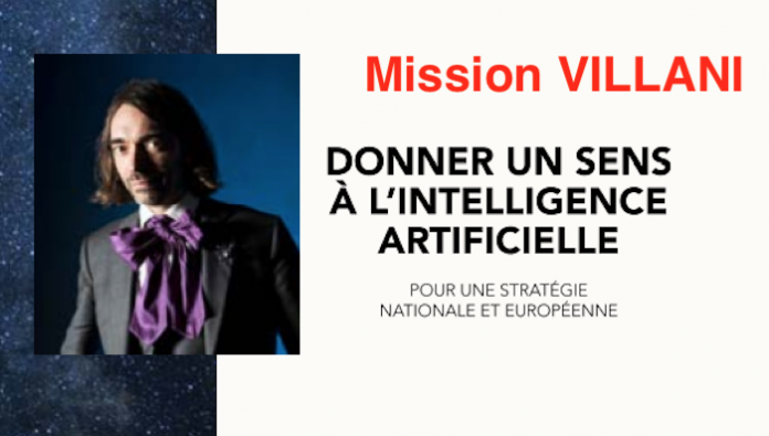 rapport villani intelligence artificielle