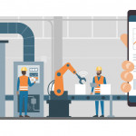 Industry 4.0 and monitoring app