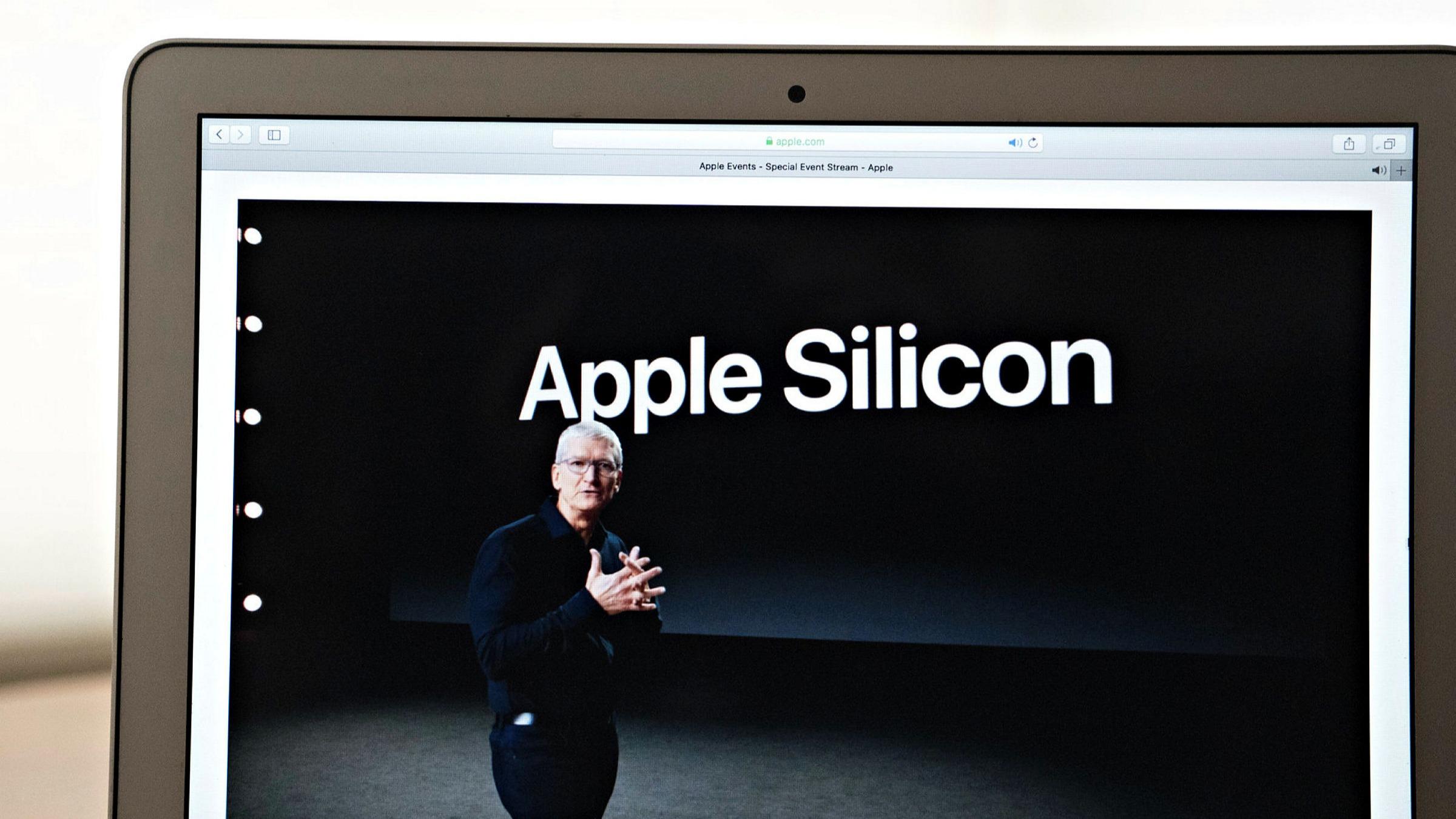 Les iPhones et les Mac auront une nouvelle puce — Apple unit