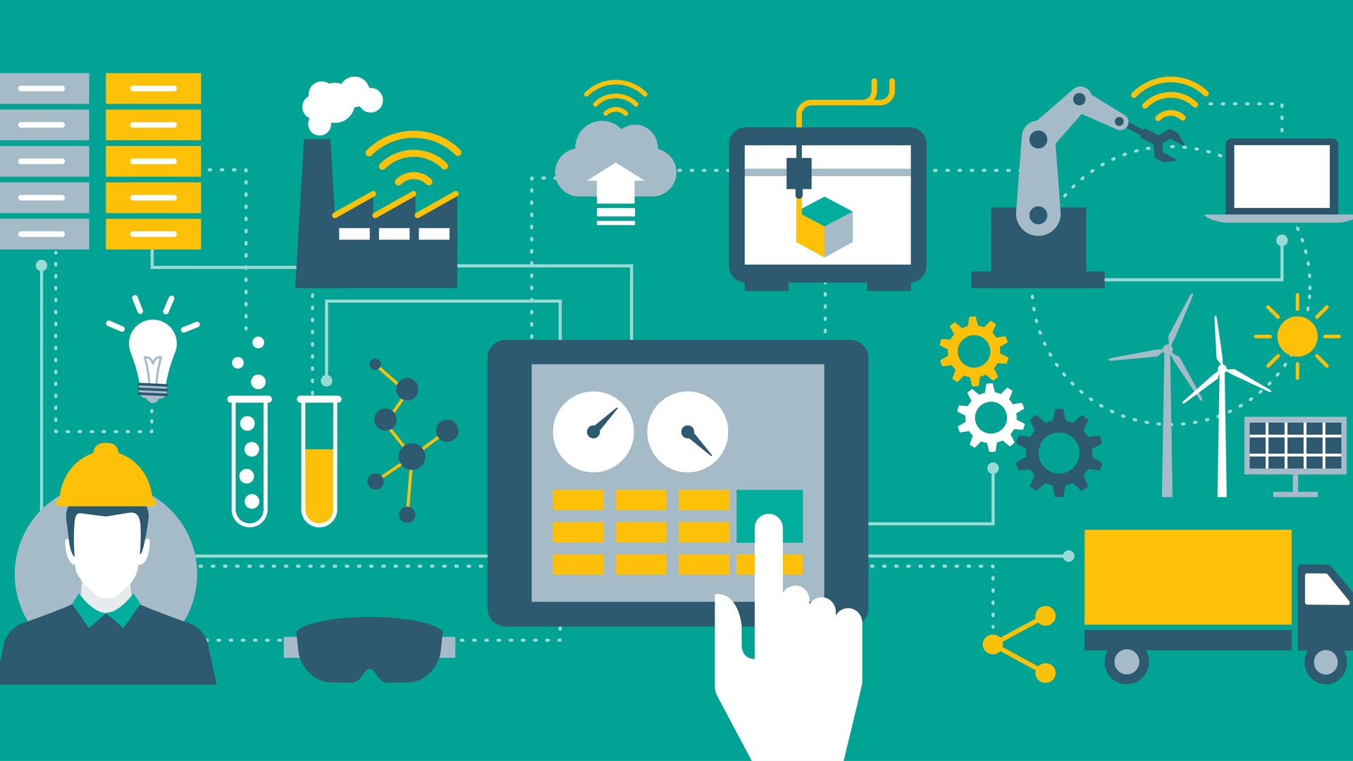 IoT et Supply chain : une combinaison efficace, mais très ...