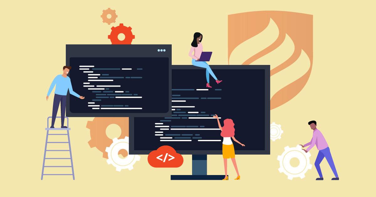 81 % des développeurs de grandes entreprises admettent avoir publié des applicat…
